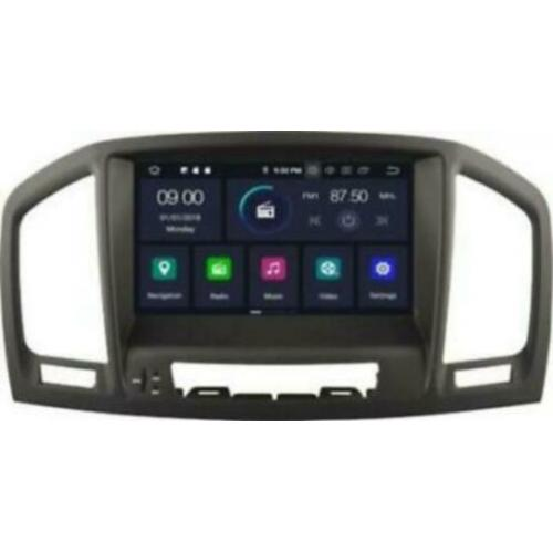 android 9 navigatie opel insignia 2009 dvd carkit carplay