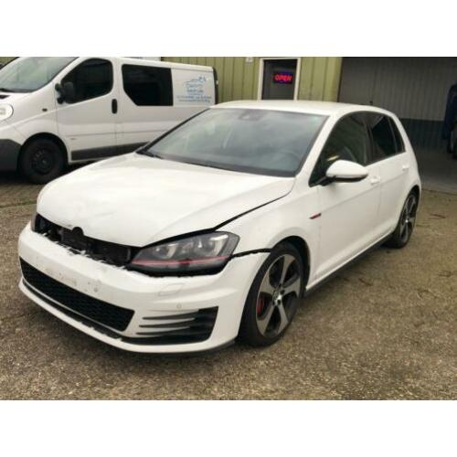 Volkswagen Golf 7 GTI Performance 2016 231Pk Dsg/Navi/App/Pd