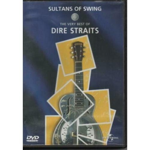 Dire Straits :  Sultans Of Swing - Best Of  DVD - 2004