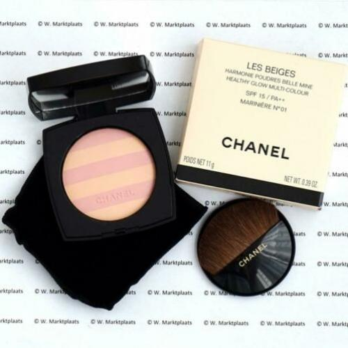 Chanel Les Beiges Healthy Glow Powder - Mariniere 01