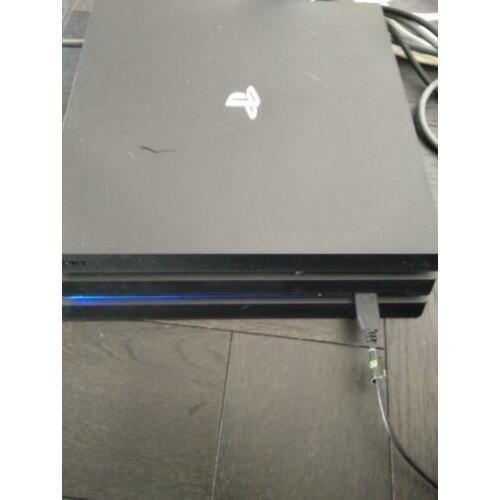 Playstation 4 met controller en spel 500GB