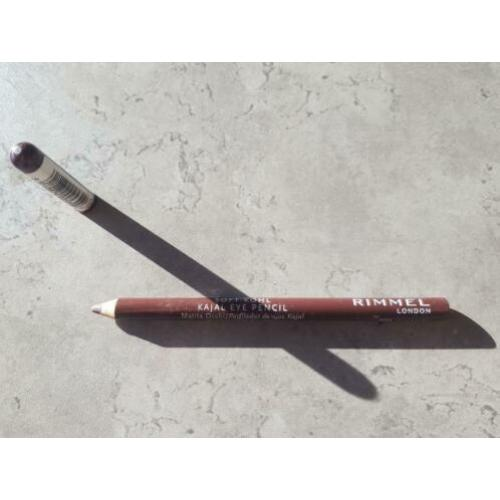 Rimmel londen | soft kohl eye pencil | 001 | ZGAN