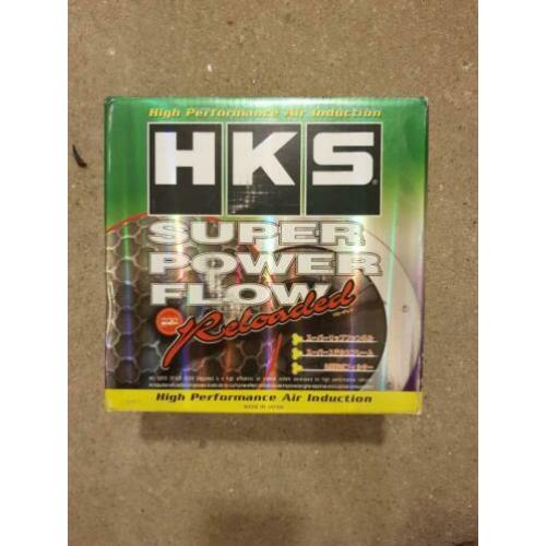 HKS Super Power Flow Reloaded - sportfilter
