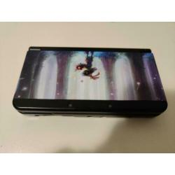 New 3ds Limited edition + 60 spellen