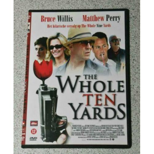 The whole ten yards. Hoofdrol: Bruce Willis.