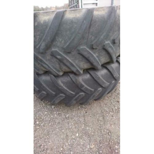 Te koop michelin 650-65-38 3 quads E. D